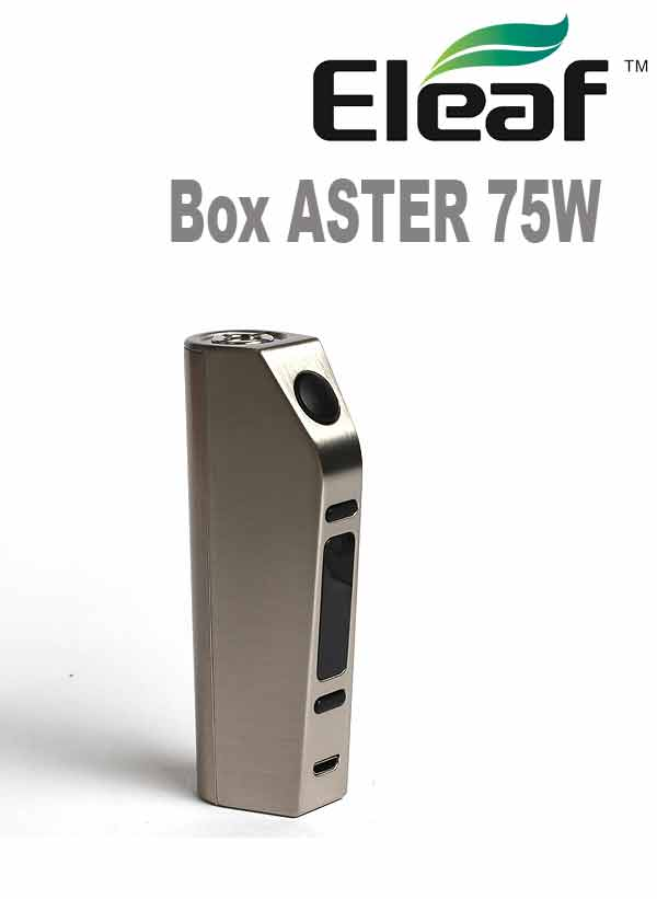Box Aster 75W istick by Eleaf