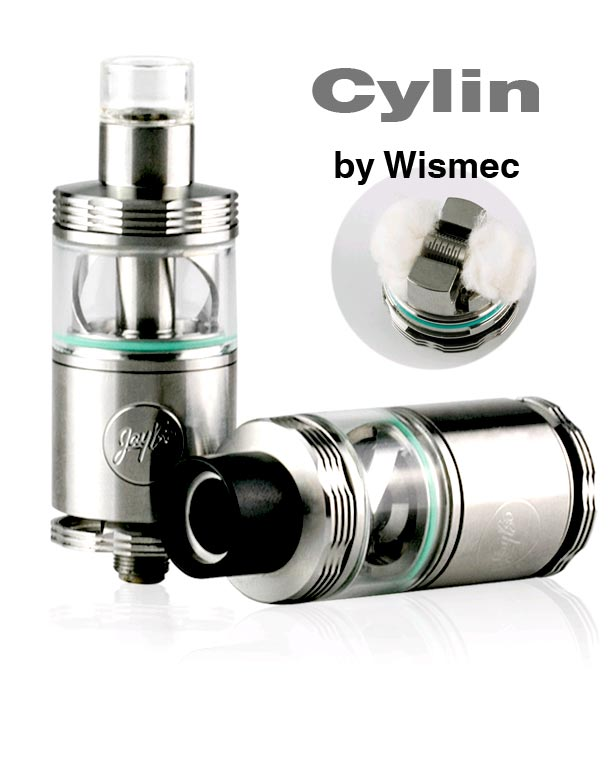 CYLIN RTA by Wismec and Jaybo