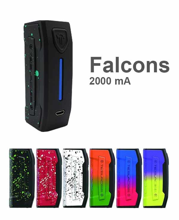 Falcons Mod 2000mAh by Teslacigs