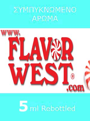 Rainbow Gum by Flavor West 5ml άρωμα rebottled