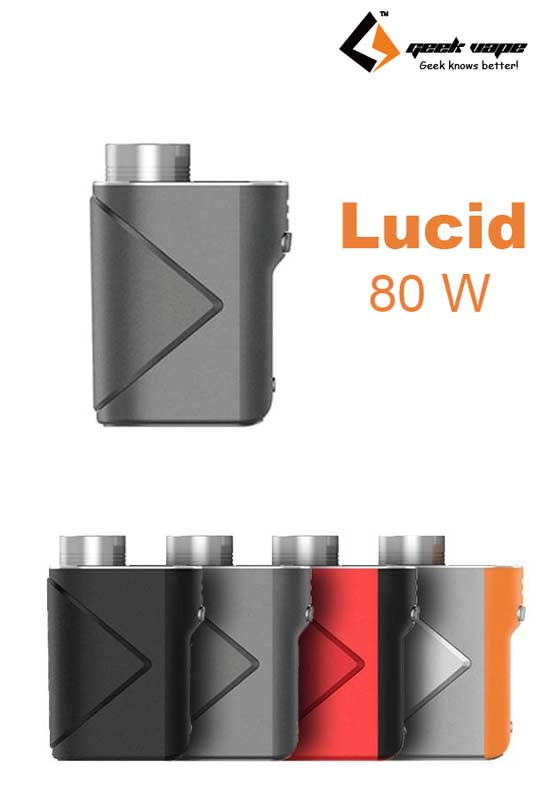 Box Lucid 80W by Geekvape
