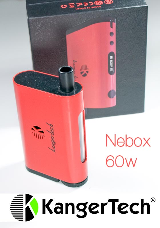 Nebox KIT 60W by Kanger