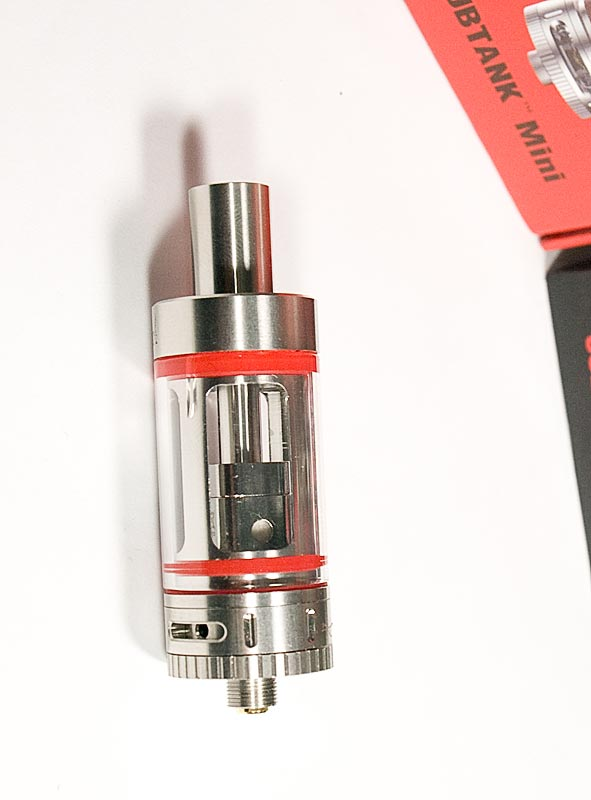 Subtank Mini KIT RBA by KangerTech Μαύρο