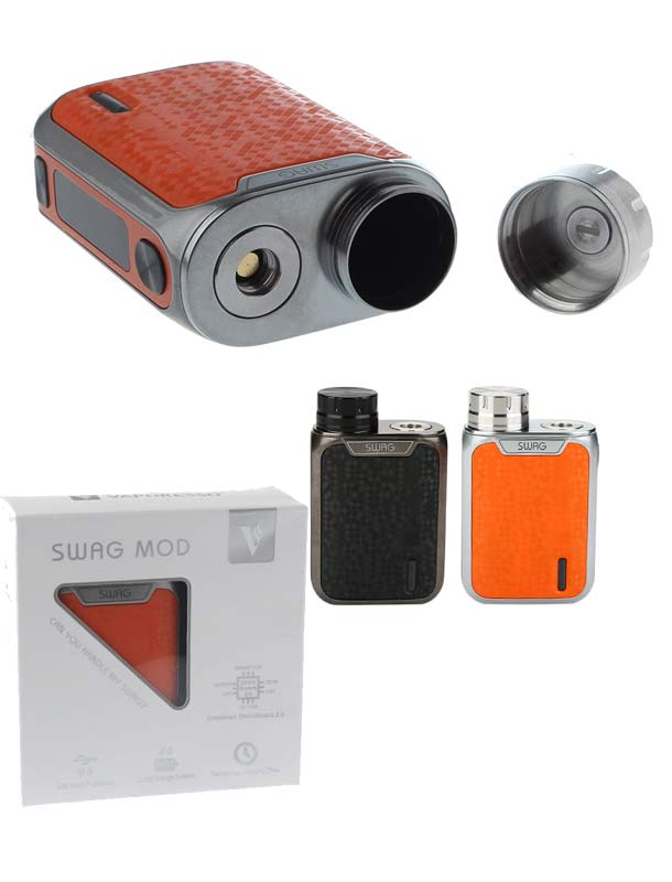 Swag 80W TC by VAPORESSO