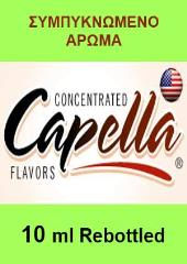 Toasted Almond Capella 10ml άρωμα rebottled