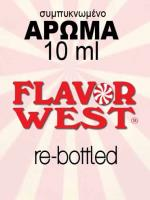 Salted Caramel by Flavor West 10ml άρωμα rebottled