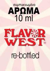 Αρωμα 10ml rebottled BUTTER PECAN Flavor West