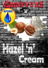 Αρωμα 10ml Hazel N cream GRAFFITI
