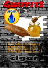 Αρωμα 10ml Honey Cigar GRAFFITI