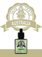 Αρωμα 10ml STRAWBERRY CUSTARD Vape Train Australia (VTA)